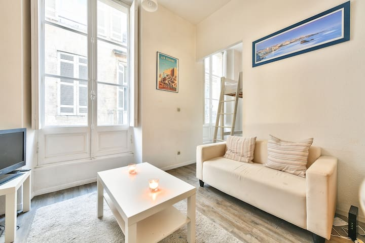 Charming Studio - Place de la Bourse ✰BORDEAUX✰