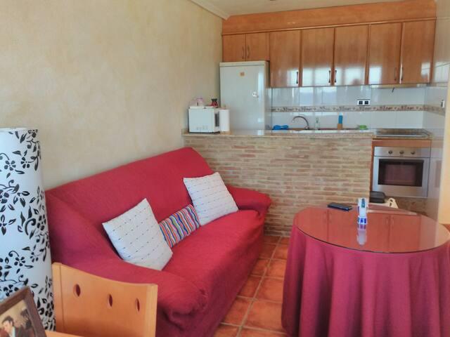 Cómodo y acogedor piso en La Mata, Torrevieja.