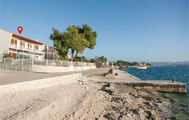 Holiday apartment with 1 bedroom on 22m² in Brodarica