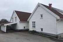 Flott leilighet sentralt på Lund