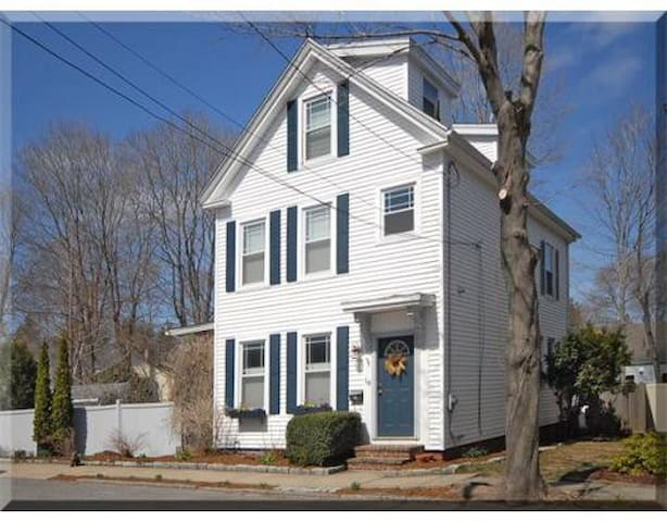Family Friendly Newburyport home with a pool - Newburyport - Haus