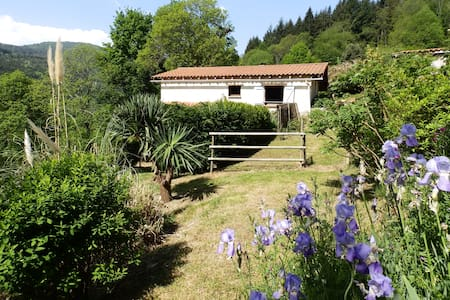 Le Gîte Antoine Parc Naturel Pyrénées Ariégeoises - Montoulieu - Hus