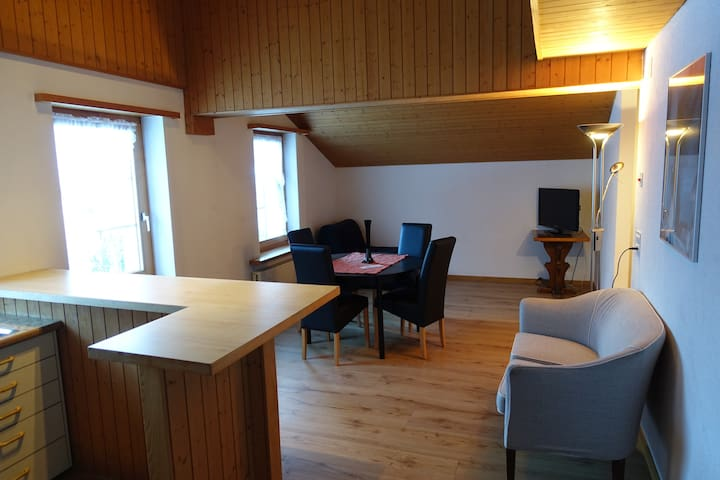 Holiday-Appartment in Langwies (Arosa) - Langwies - Huoneisto
