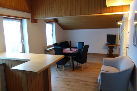 Holiday-Appartment in Langwies (Arosa) - Langwies - Pis