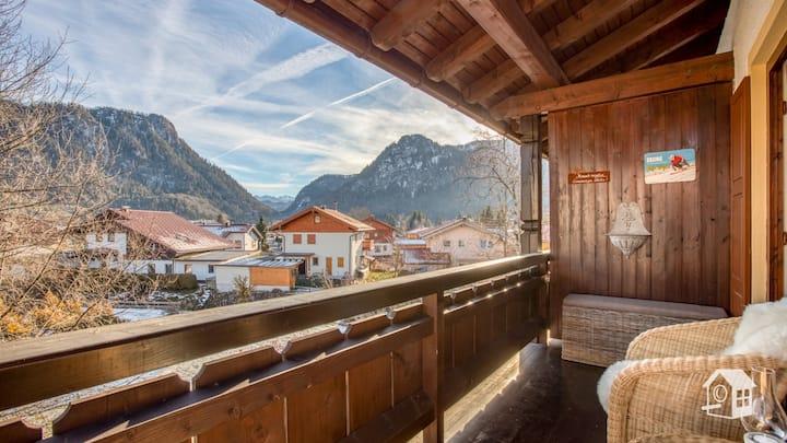 """Alpenchalet """"Mountain Harmony"""""""