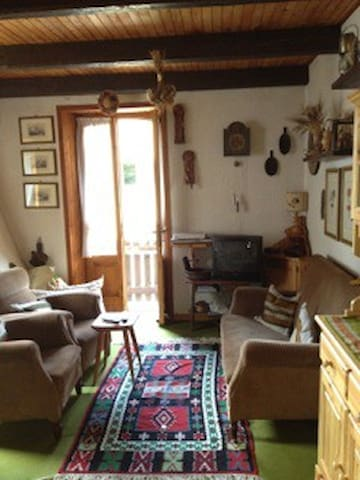 appartamento tipico per vacanze invernali e estive - Abetone - Huoneisto