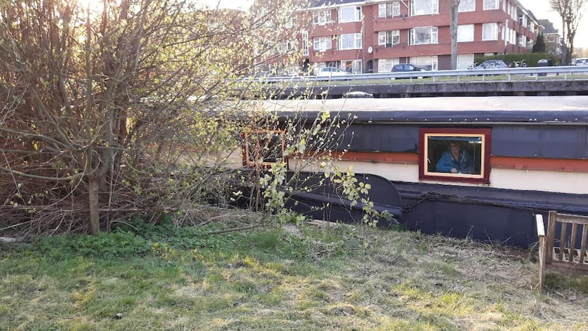 Cosy Houseboat near Citycenter