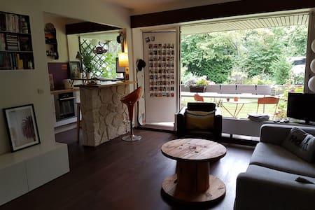 Grand studio de 36m² dans résidence calme - Versailles