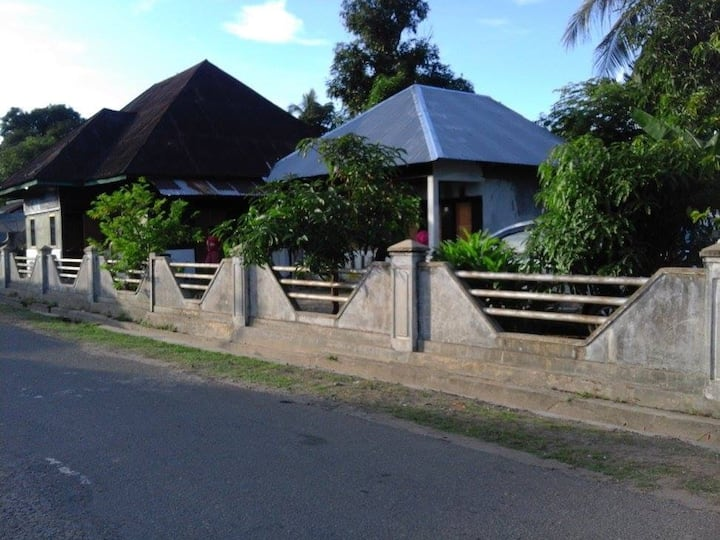 Nikmati Menginap Di Rumah Singgah Kampung Jao