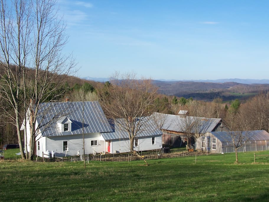 Early Spring on the Farm