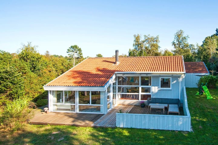 8 person holiday home in Ebeltoft