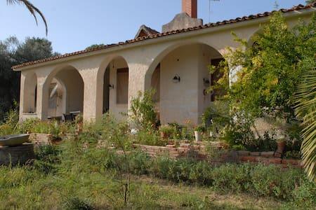 Villa in collina - Caltanissetta