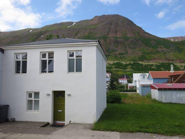 Charming house in Siglufjörður, North Iceland