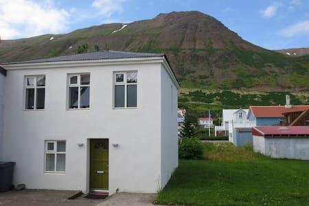 Charming house in Siglufjörður, North Iceland - Siglufjörður