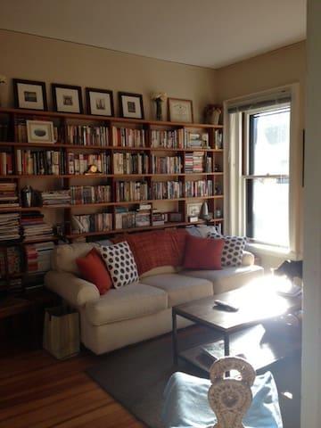 Sunny room in great Boston location - Boston - Wohnung