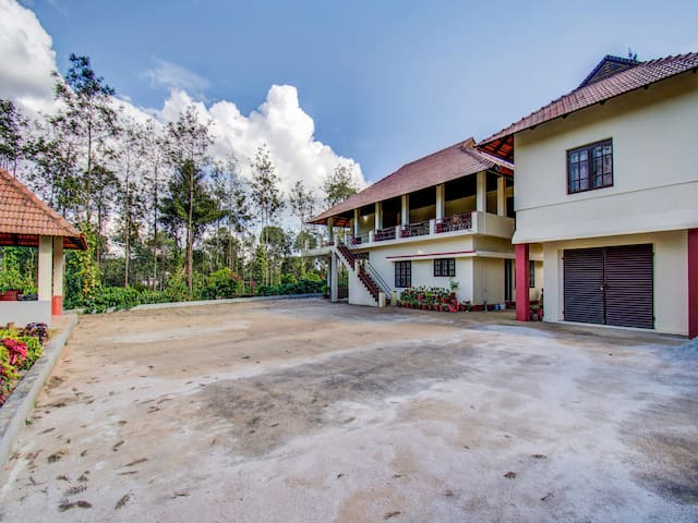 Standard 1BR Home Studio, Coorg-Flash Deal ⚡