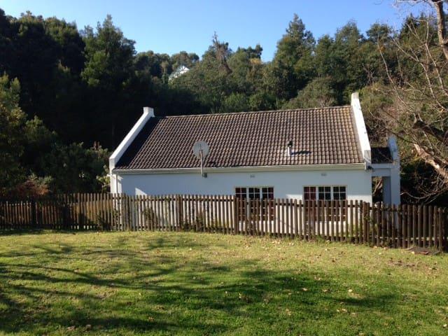 Cottage Getaway - Knysna - House