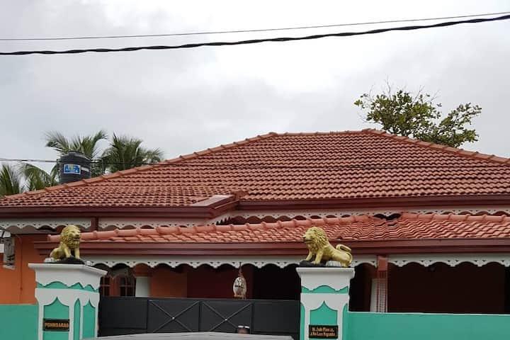 VILLA PONNSARAS Sri lanka