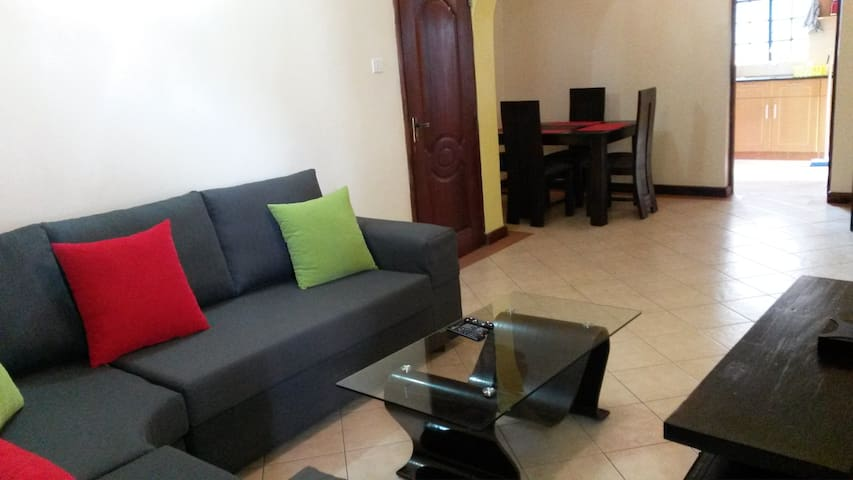 Awesome 2 Bedroom In SouthB Nairobi - Nairobi - Daire