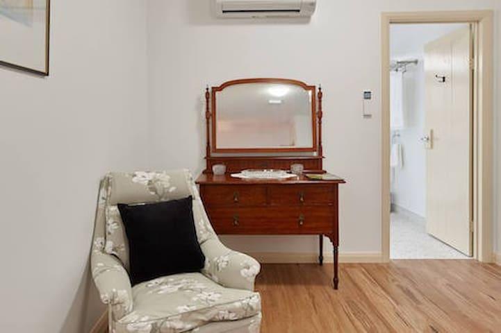 The Smokey Quartz Room