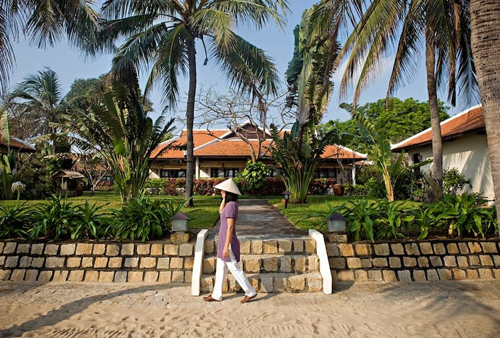 Deluxe Beachfront in Sixsenses