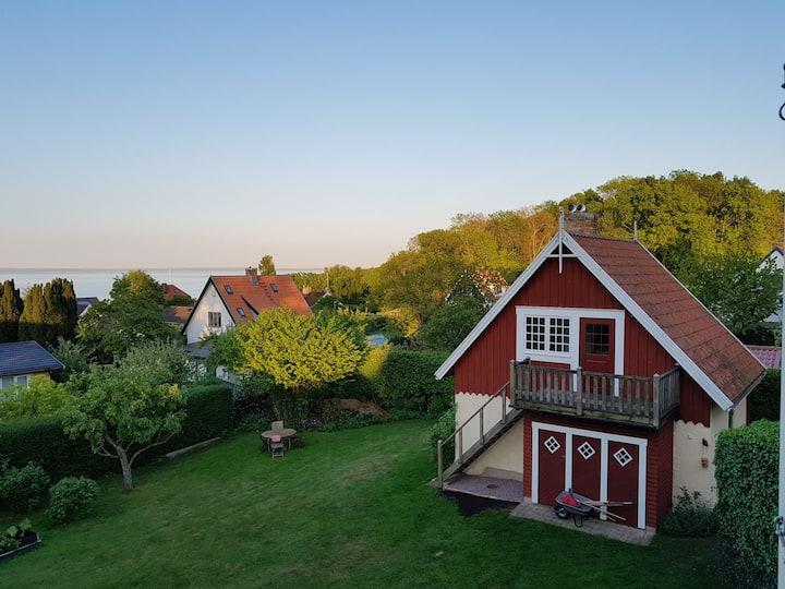 Charming cottage in Arild