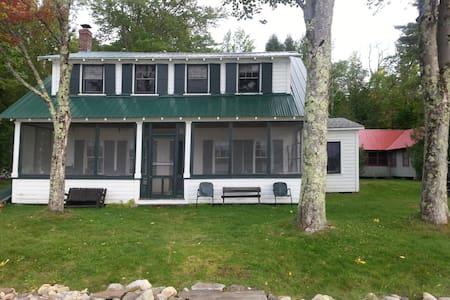 Vintage Lake Cottage near Middlebury & Brandon - 샐리스버리(Salisbury)