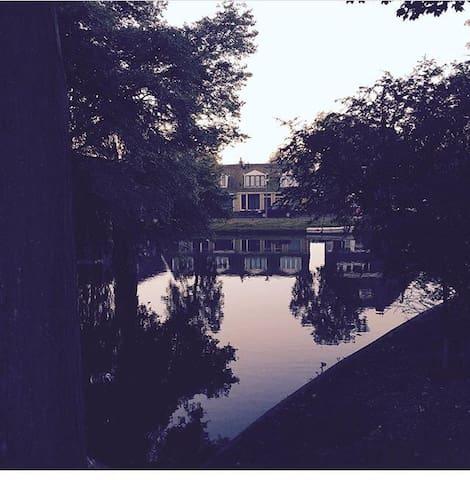 Modern appartment in Alkmaar - Alkmaar - Reihenhaus