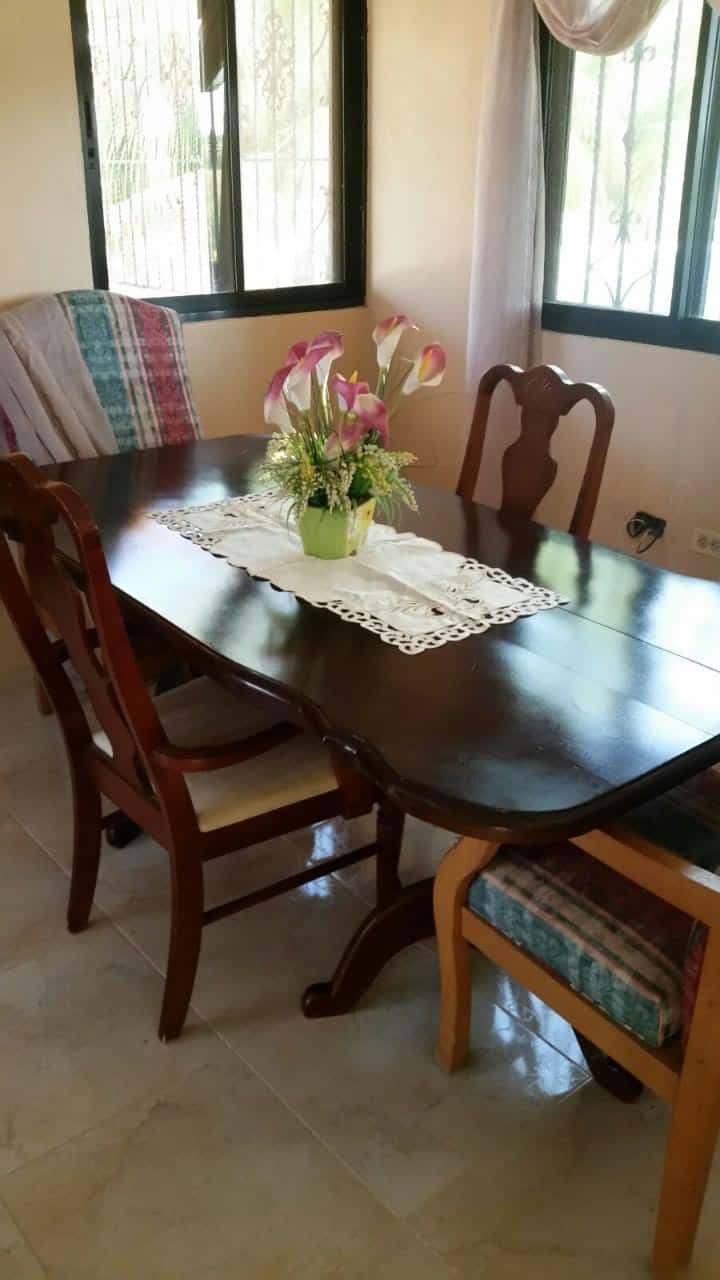 Casa e alquiler en la Isabela histórica