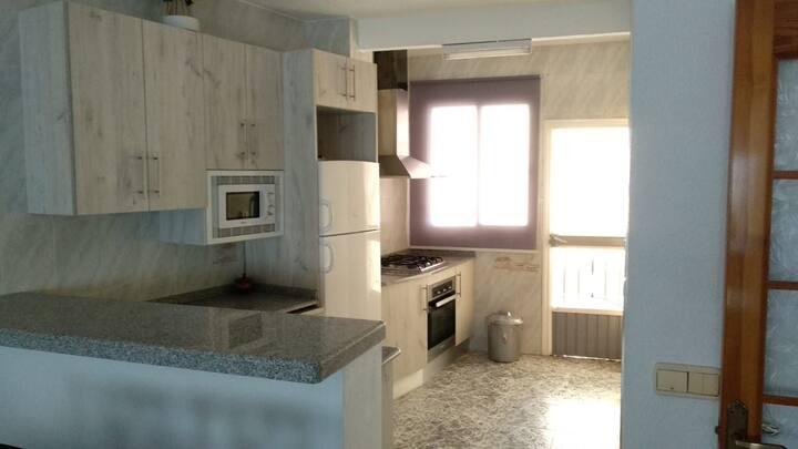 Apartamento recién reformado.Sierra Cazorla