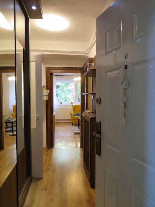 Modern családi apartman