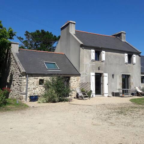 Maison 150 m2 entièrement rénovée 2 min plage
