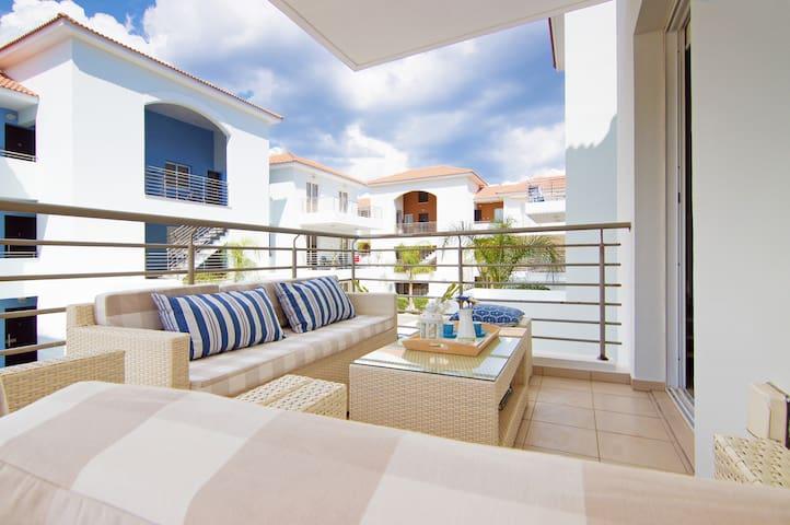 Adria -2 bedroom cosy family apartment