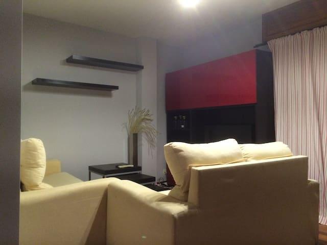 Apartamento, 2 dormitorios muy cómodo bien situado - Pontevedra - Pis