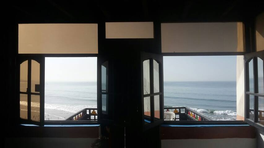Hashpoint joli appart bord de mer - Taghazout - Appartement
