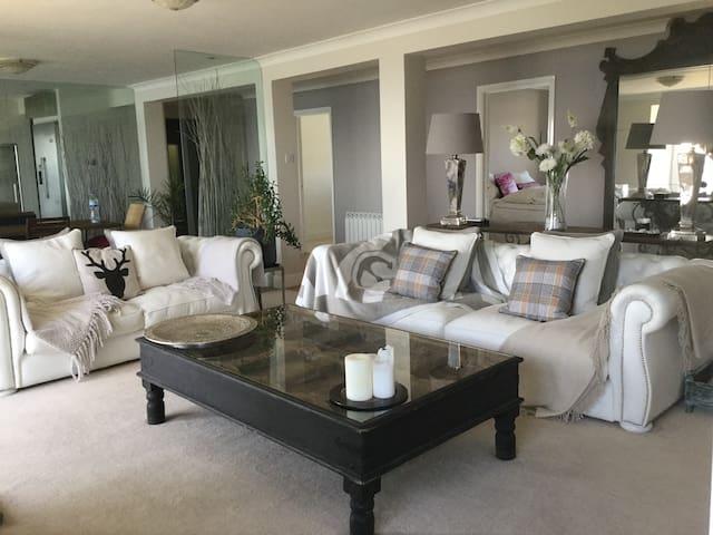 Amazing luxurious sea view penthouse apartment - Folkestone - Appartamento