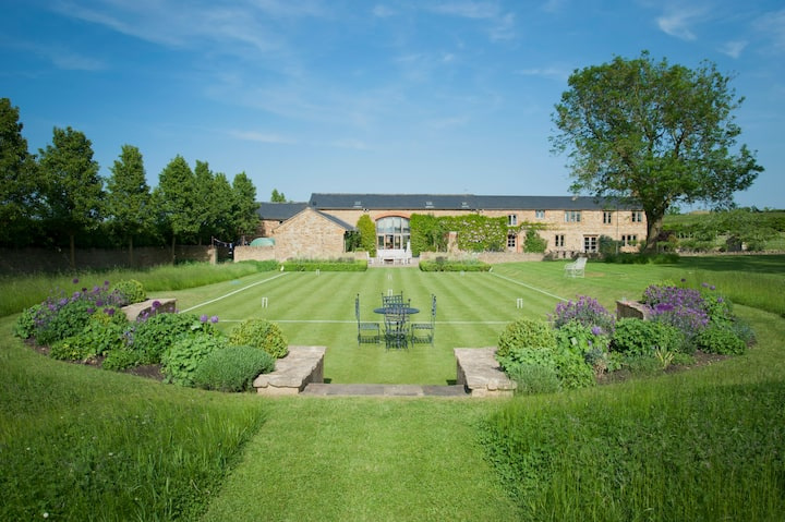 Stunning interior designed Cotswold family home