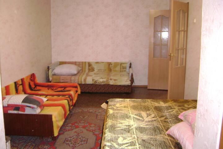 Двухкомнатная квартира - Kalmykia - Apartment