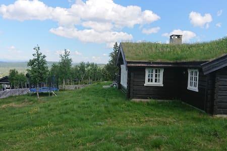Cabin at Gålå  (Lauvåsen)with panorama view