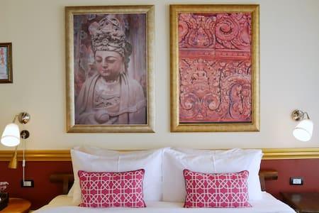 Fanli Suite at Fanli Resort, Mae Rim - 清邁 - 家庭式旅館