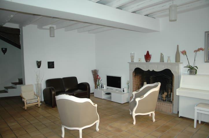 Maison au calme - Pechabou - House