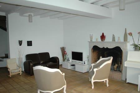 Maison au calme - Rumah
