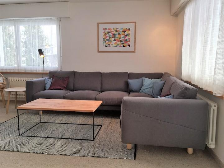 Ruhige und sonnige 3.5 Zimmer Wohnung