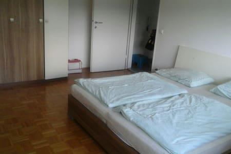 Schöne Wohnung in ruhiger Lage - Apartment