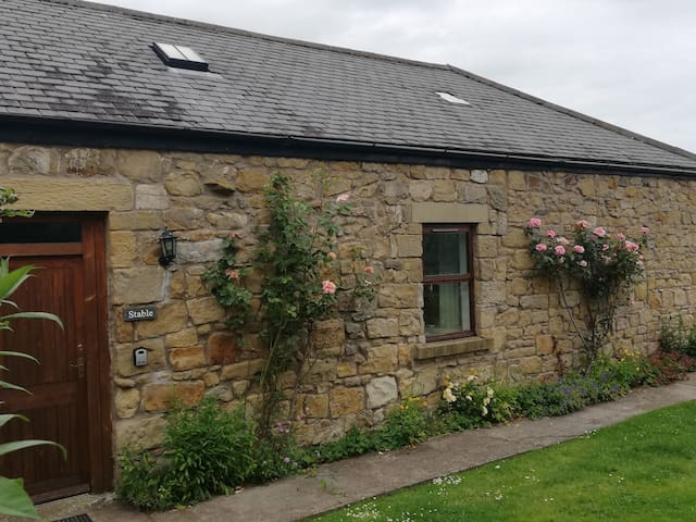 The Stable at Bog Mill, Alnwick