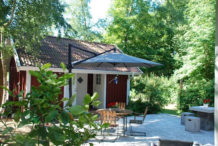 Guesthouse (20 m2) in Mellbystrand.