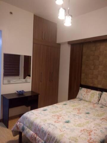 Gold Unit Cedar Peak Condominiums Baguio City