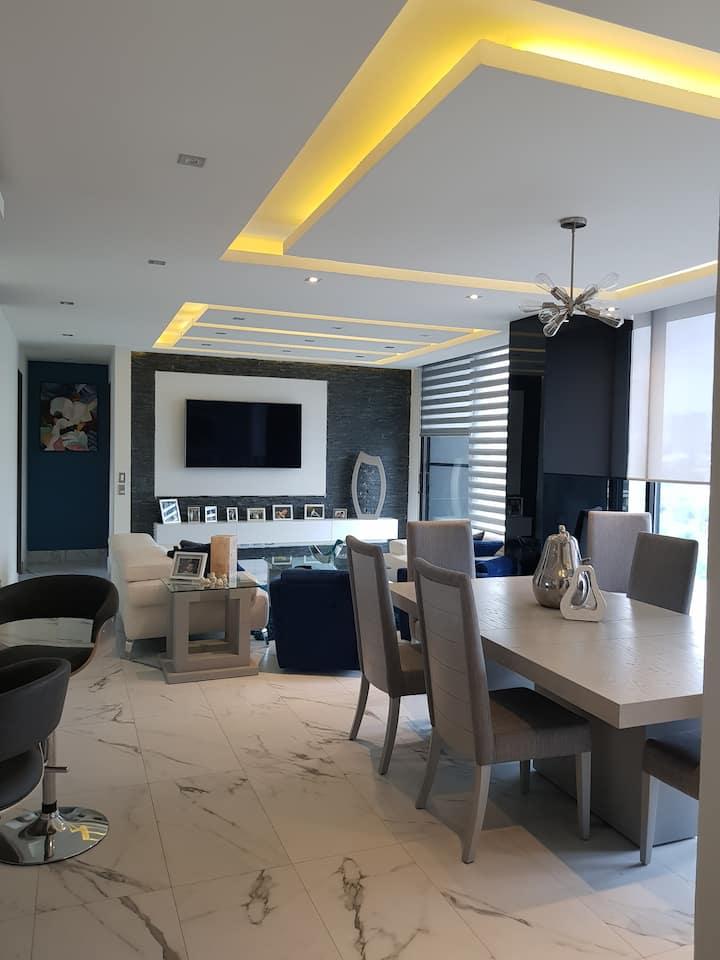 Luxury Apartment in Centrito Valle San Pedro