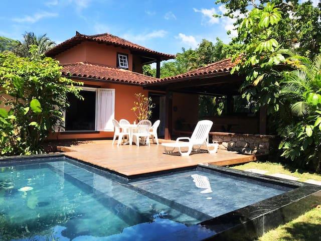 Rent a House in Paradise   Angra dos Reis-Rj