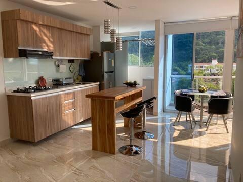Espectacular Apartamento en La Vega (Cund). (1BR)